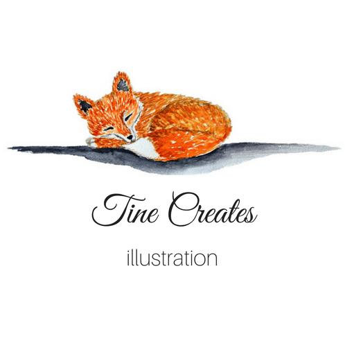 logo tine creates