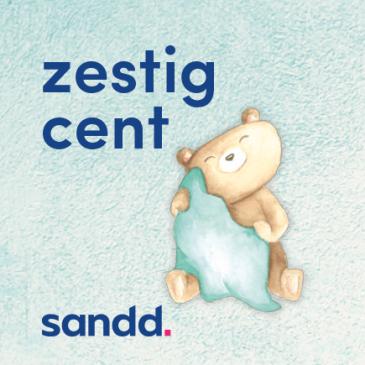 beertje postzegel Sandd, Martine Scholten